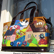 Сумки и аксессуары handmade. Livemaster - original item Bag AIST.. Handmade.