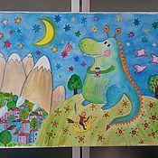 Картины и панно ручной работы. Ярмарка Мастеров - ручная работа Ожидание любви. Handmade.