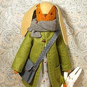 Куклы и игрушки ручной работы. Ярмарка Мастеров - ручная работа Любимая Морковка. Handmade.