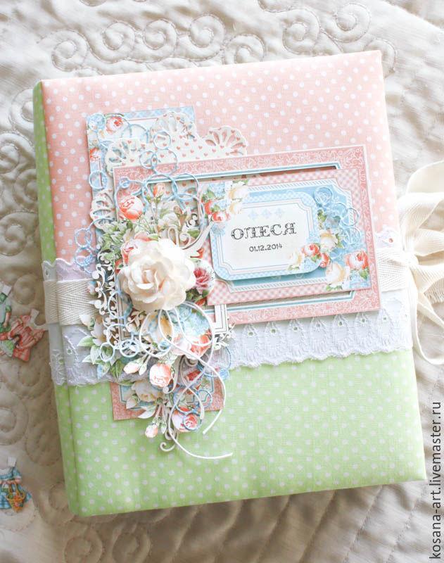 Cards for Women handmade. Livemaster - handmade. Buy Album for girls.Photo album, gift for kids