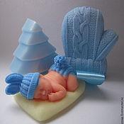 Косметика ручной работы handmade. Livemaster - original item Christmas gift set soap