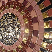Для дома и интерьера handmade. Livemaster - original item Table with mosaic top