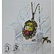 """Кулоны, подвески ручной работы. Подвеска-кулон """"Весна"""". Юлия Фисун (julia-fisun). Ярмарка Мастеров. Украшения ручной работы"""