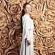 Платья ручной работы. Ярмарка Мастеров - ручная работа. Купить Платье Изабела 4180137. Handmade. Белый, платье летнее
