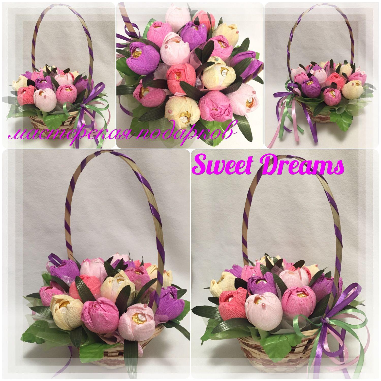Купить все для букетов из конфет в интернет, красивые букеты роз с надписью с днем рождения