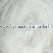 Материалы для творчества handmade. Livemaster - original item New Zealand cardoons K1001 100g. Handmade.