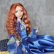 Куклы и игрушки ручной работы. Ярмарка Мастеров - ручная работа Каркасная кукла  Хюррем Султан. Handmade.