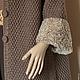 """Верхняя одежда ручной работы. Заказать Пальто """"Avenue de Paris"""". МАДАМ РУКОДЕЛКИНА (Margarita Anri). Ярмарка Мастеров. Пальто"""