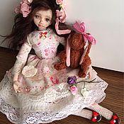 Куклы и игрушки ручной работы. Ярмарка Мастеров - ручная работа Люси. Handmade.