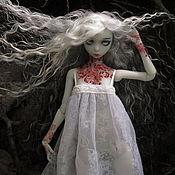 Куклы и игрушки ручной работы. Ярмарка Мастеров - ручная работа Шарнирная кукла, БЖД, Аннабель Ли. Handmade.