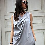 Одежда ручной работы. Ярмарка Мастеров - ручная работа Платье Metallic. Handmade.