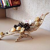 Цветы и флористика ручной работы. Ярмарка Мастеров - ручная работа Композоция. Handmade.
