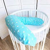 Подушки ручной работы. Ярмарка Мастеров - ручная работа Подушка для беременных. Handmade.