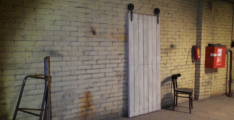Амбарная дверь, Двери, Санкт-Петербург,  Фото №1