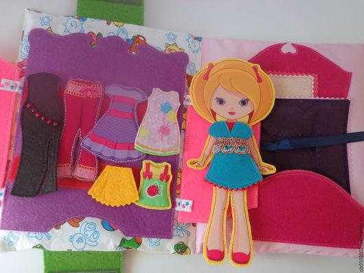 Кукольный дом ручной работы. Ярмарка Мастеров - ручная работа. Купить Сумка - домик для куклы. Handmade. Кукольный дом, хендмейд