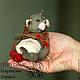 Мишки Тедди ручной работы. Ярмарка Мастеров - ручная работа. Купить котейка Точо. Handmade. Хаки, коллекционная игрушка