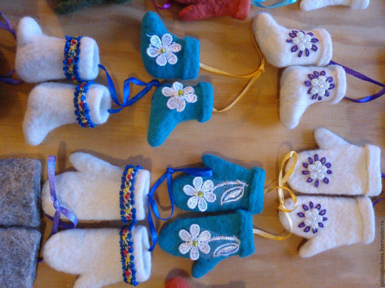Сувениры из шерсти своими руками 86