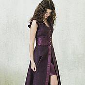 """Одежда ручной работы. Ярмарка Мастеров - ручная работа Валяное платье """"Вальс"""". Handmade."""