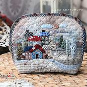 Сумки и аксессуары handmade. Livemaster - original item Cosmetics bag