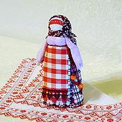 Куклы и игрушки ручной работы. Ярмарка Мастеров - ручная работа Куколка берегиня Столбушка. Handmade.