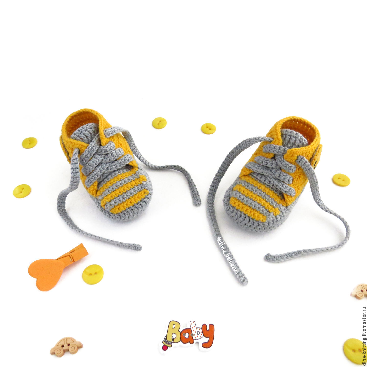booties shoes knitted booties baby t for newborn yellow – shop