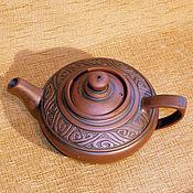 """Посуда ручной работы. Ярмарка Мастеров - ручная работа чайник """"щербет 2"""". Handmade."""