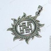 Русский стиль handmade. Livemaster - original item The fern flower in the sun. Handmade.