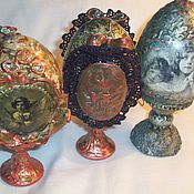 """Подарки к праздникам ручной работы. Ярмарка Мастеров - ручная работа """"Пасха"""" яйца. Handmade."""