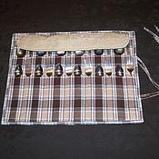 Для дома и интерьера ручной работы. Ярмарка Мастеров - ручная работа Органайзер для хранения столовых приборов. Handmade.