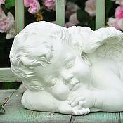 Для дома и интерьера handmade. Livemaster - original item Angel big lies garden decor Provence. Handmade.