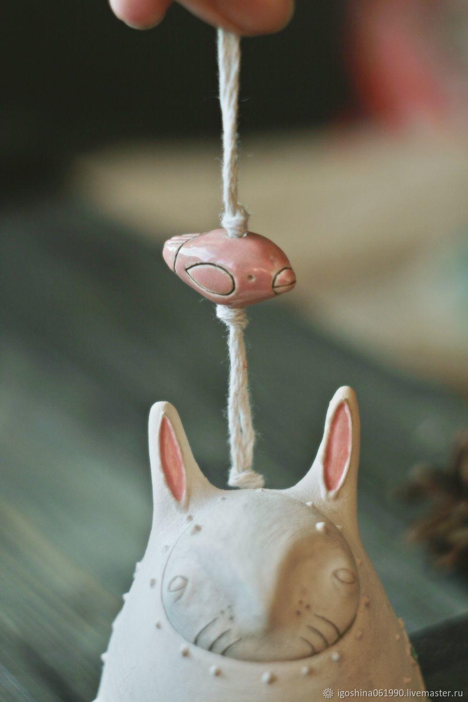 """Колокольчик """"Белый Кролик"""", Колокольчики, Кемерово,  Фото №1"""