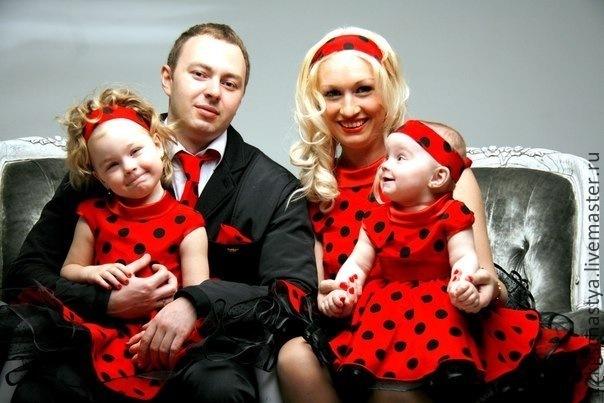 890f8c829 ... Одинаковая одежда для всей семьи. Фэмили лук / Family look ручной  работы. Ярмарка Мастеров - ручная работа.
