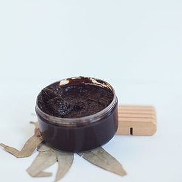 Косметика ручной работы. Ярмарка Мастеров - ручная работа Бельди мыло скраб эвкалиптовое натуральное Марокканская сказка черный. Handmade.