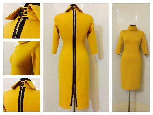 Платья ручной работы. Ярмарка Мастеров - ручная работа. Купить Платье модное. Handmade. Модное платье, красивое платье