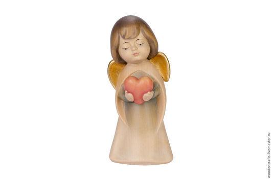 Ангел крашеный с сердцем 6 см - 1960 руб. 8 см - 3010 руб. 11 см - 3920 руб. 16 см - 6930 руб.
