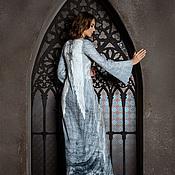 Одежда ручной работы. Ярмарка Мастеров - ручная работа валяное тонкое платье Ангел. Handmade.