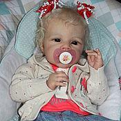 Куклы и игрушки ручной работы. Ярмарка Мастеров - ручная работа Кукла реборн Ангелина.. Handmade.
