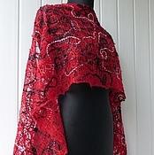 Аксессуары handmade. Livemaster - original item Carmen - delicate tippet. Handmade.