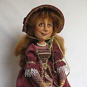 Куклы и игрушки ручной работы. Ярмарка Мастеров - ручная работа Кукла Мадлен. Handmade.