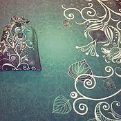 """Фен-шуй и эзотерика ручной работы. Ярмарка Мастеров - ручная работа Комплект для гадания """"Изумруд"""""""". Handmade."""