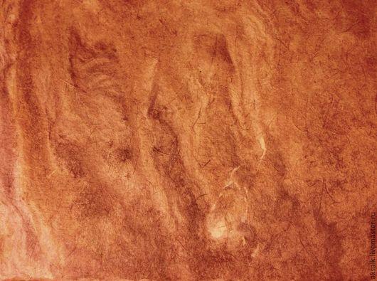 """Открытки и скрапбукинг ручной работы. Ярмарка Мастеров - ручная работа. Купить """"Обратная сторона солнца"""" бумага для рисования. Handmade. Коричневый"""