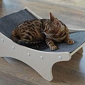Для домашних животных, handmade. Livemaster - original item The bed for cats and dogs. Handmade.