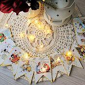 Сувениры и подарки handmade. Livemaster - original item Garland Felici