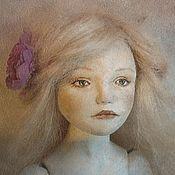 Куклы и игрушки ручной работы. Ярмарка Мастеров - ручная работа Шарнирная кукла Лида. Handmade.