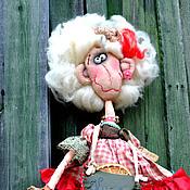 Куклы и игрушки ручной работы. Ярмарка Мастеров - ручная работа Меврения Феонидовна Невсебейкова или какая я внутри. Handmade.