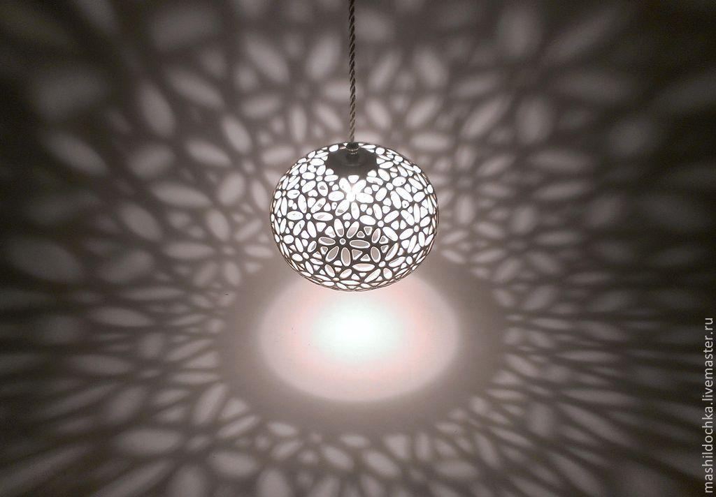 Светильник большой для интерьера