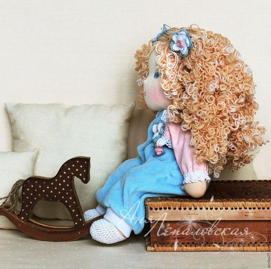 Куклы с крупой - Кукла Крупеничка своими руками. Мастер-класс с фото