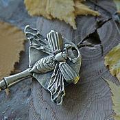Сувениры и подарки ручной работы. Ярмарка Мастеров - ручная работа Ключик от двери в Май - декоративный ключ. Handmade.
