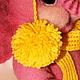 Игрушки животные, ручной работы. Слоненок Филипп. riki(Мартынова Юлия). Ярмарка Мастеров. Валяная игрушка, Кардочёс латвийский