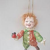 Куклы и игрушки ручной работы. Ярмарка Мастеров - ручная работа Новый год продано. Handmade.